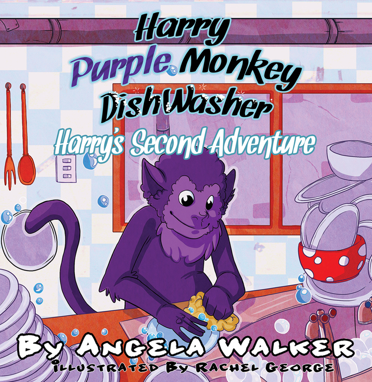 HPMD Childrens illustration book cover