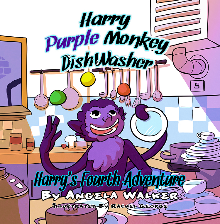 HPMD Childrens Book Cover